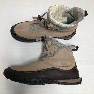 Timberland SmartWool power lounger pull-on boots